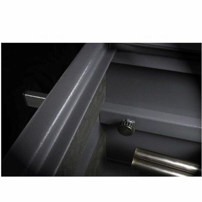 format auto waffentresor sicherheitsstufe a f r bis zu 3 langwaffen 60100 ebay. Black Bedroom Furniture Sets. Home Design Ideas